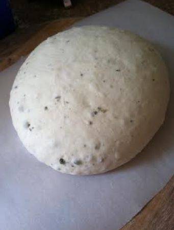 green peppercorn dough