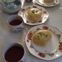 Dim Sum Char Siu Bao and New Years Resolution Haiku