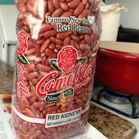Made in Louisiana @ Southern Food and Beverage Museum: Alligator Frito Chili with Red Beans