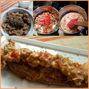 Leftover Jambalaya Sauce