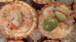 Muffuletta Toasts