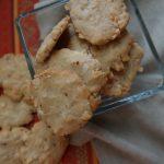 Vanilla Almond Coconut Cookie Crisps