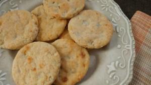 Stuffed Potato Scones