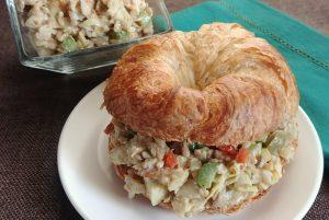 Leftover Jambalaya Salad