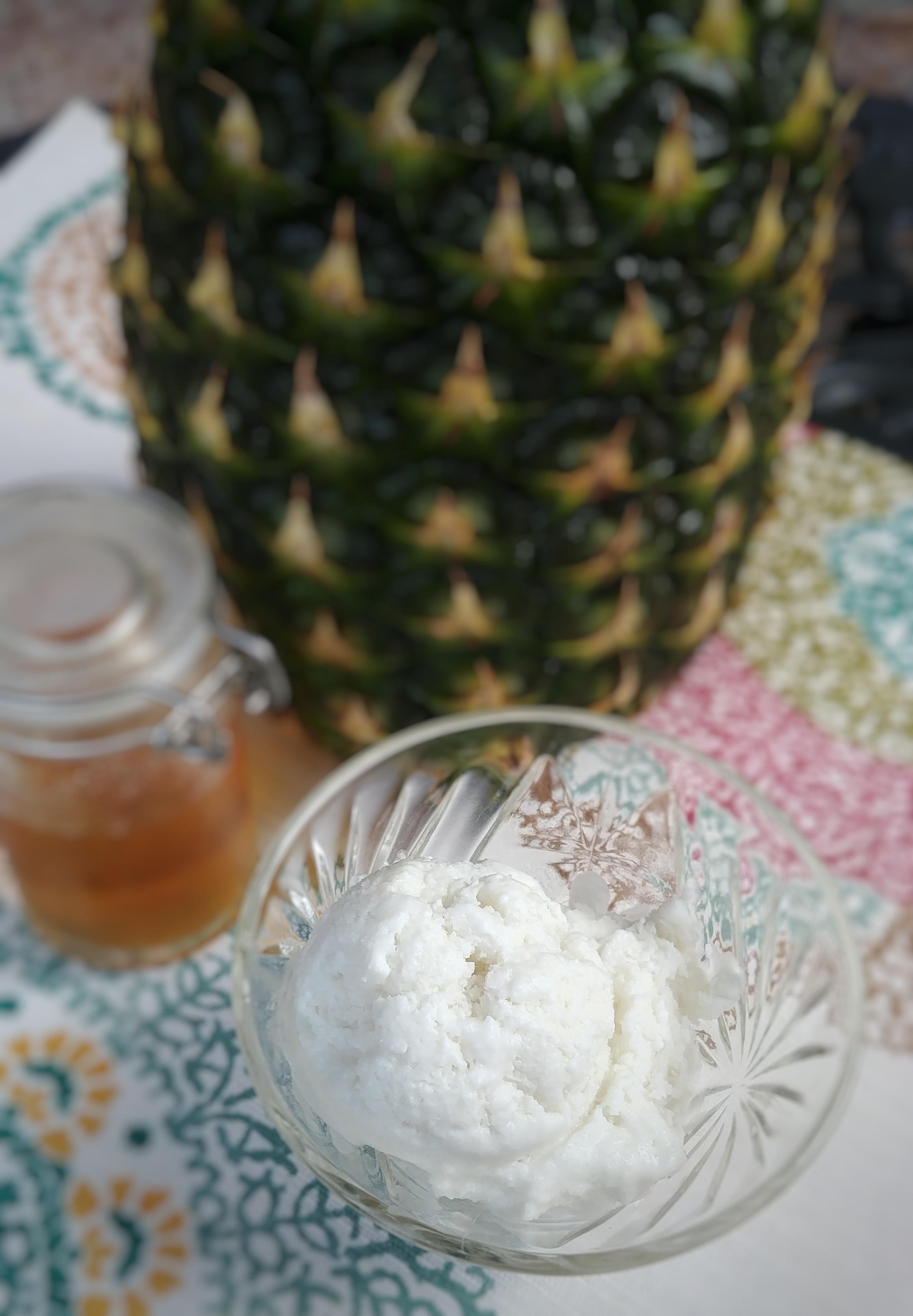 Leftover Coconut Milk Ice Cream