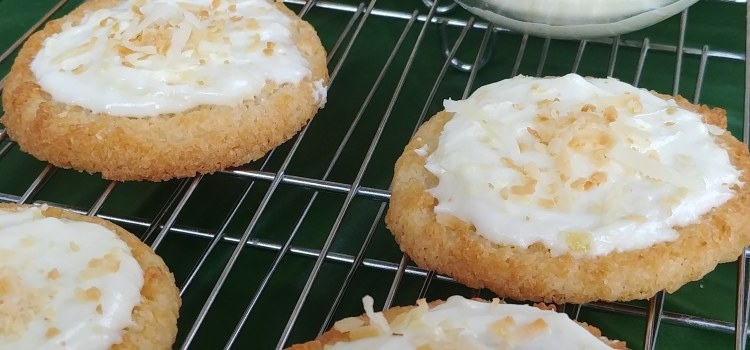 Pineapple Core Frosting and More