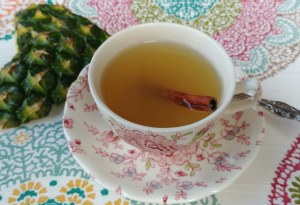 Pineapple Peel Tea