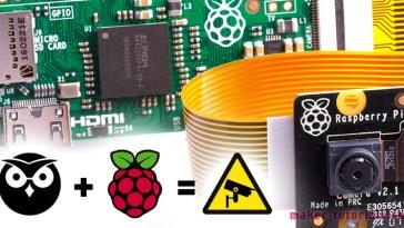Raspberry Pi Webcam/ Überwachungskamera Motioneyeos installieren einrichten anleitung tutorial