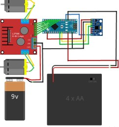 complete fritzing diagram [ 908 x 1024 Pixel ]