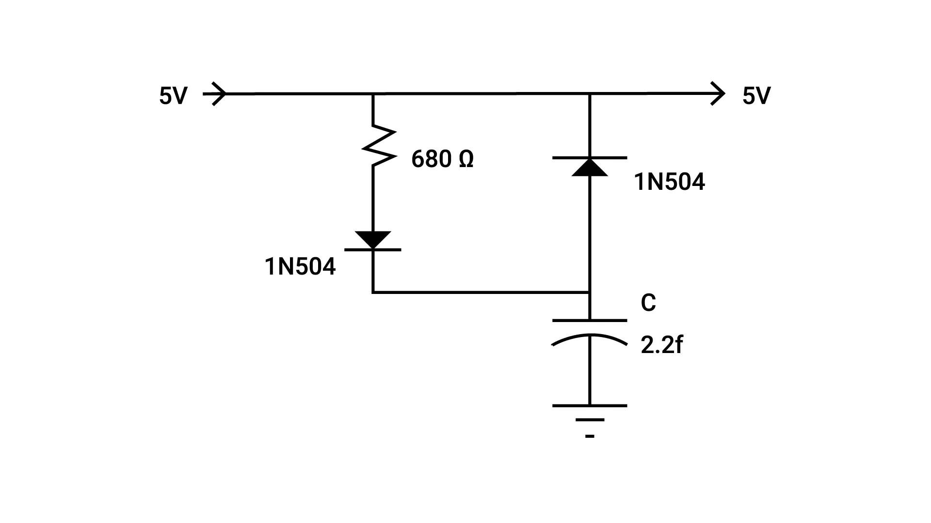 Diy Uninterruptible Power Supply Ups For Raspberry Pi 4