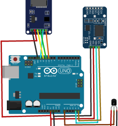 how to make an arduino sd card data logger for temperature sensor sd card with arduino arduino sd card project with circuit diagram [ 1140 x 1440 Pixel ]