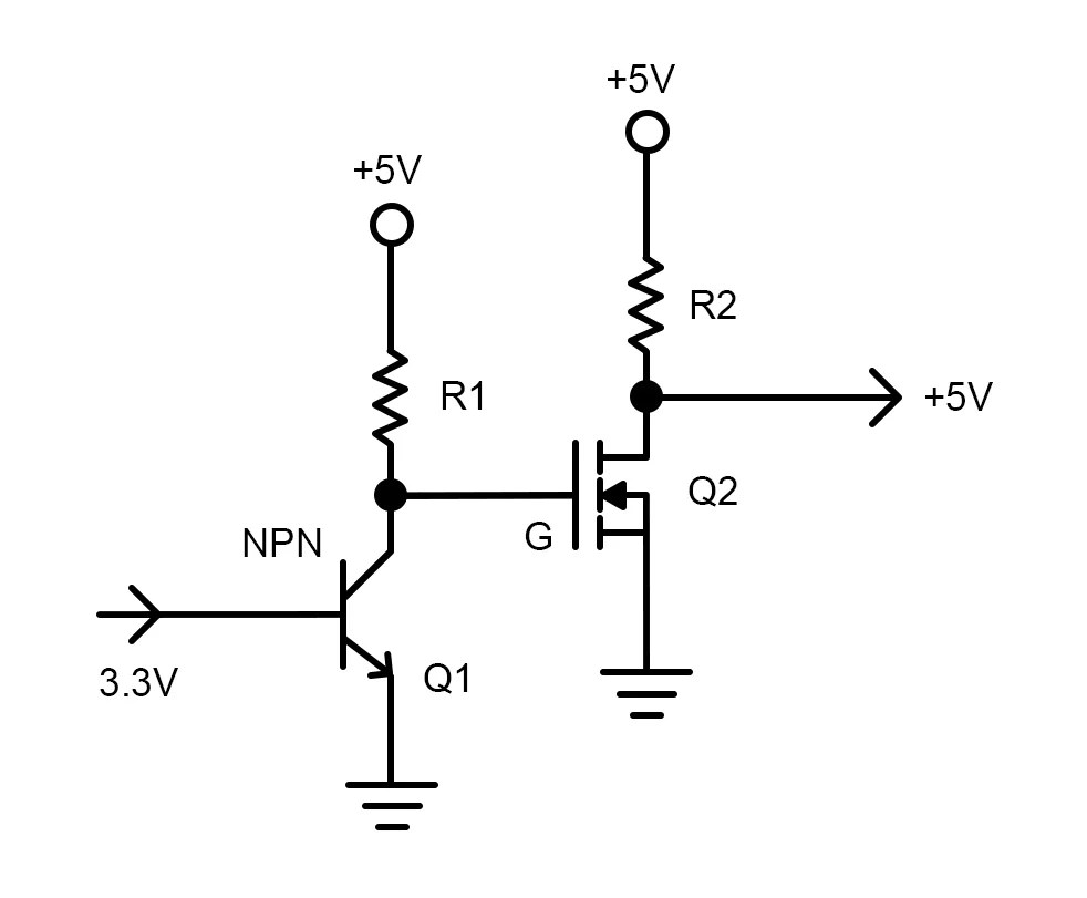 How to Use a Logic Level Shifter Circuit for Components