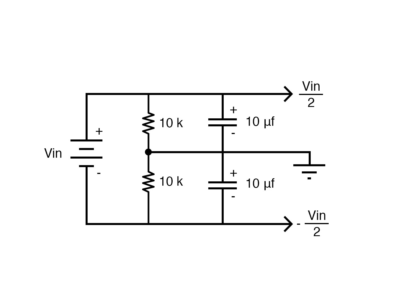 How To Access Negative Voltage Power Supply