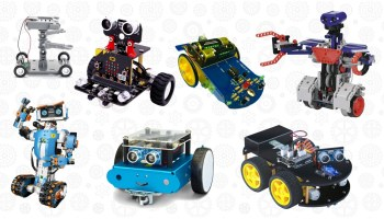Teach Robotics To Your Kids With This DIY Smart Tracking
