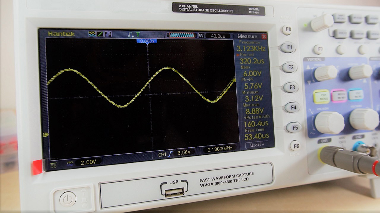 hight resolution of oscilloscope simple diagram