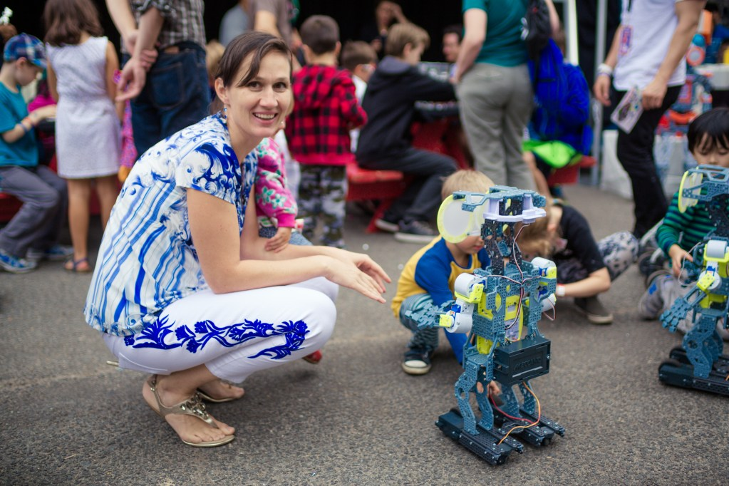 Scenes from World Maker Faire New York 2015