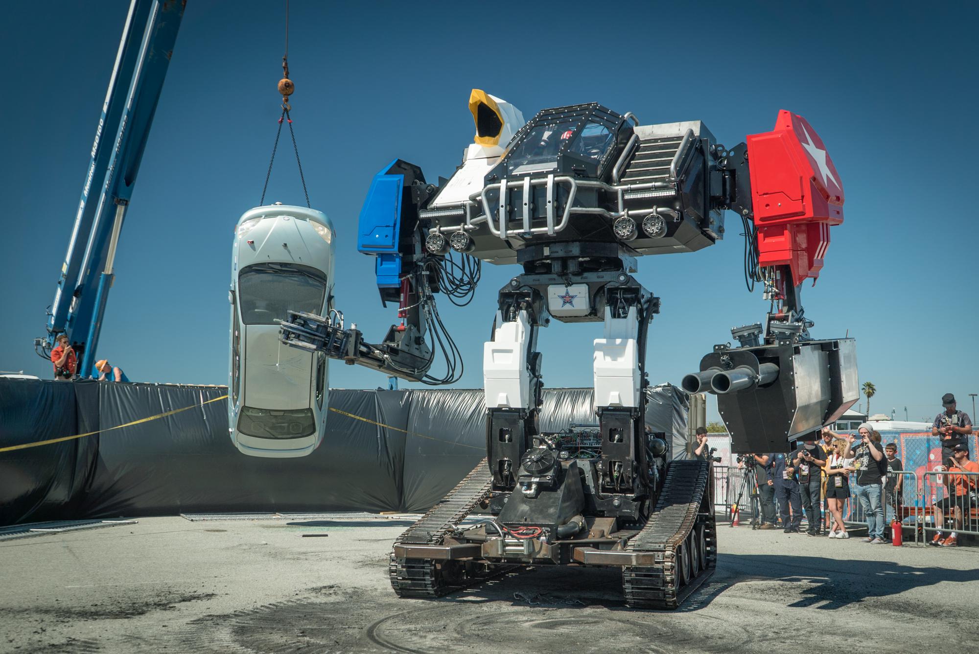 MegaBot Robot