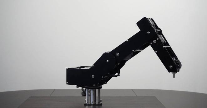Maker Faire | Dorna Robotic Arm