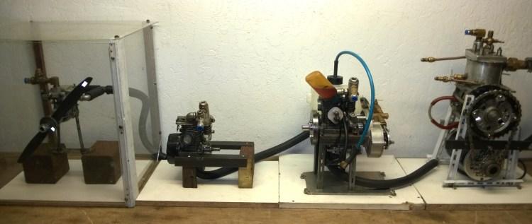 Maker Faire High Speed Diy Steam Engines