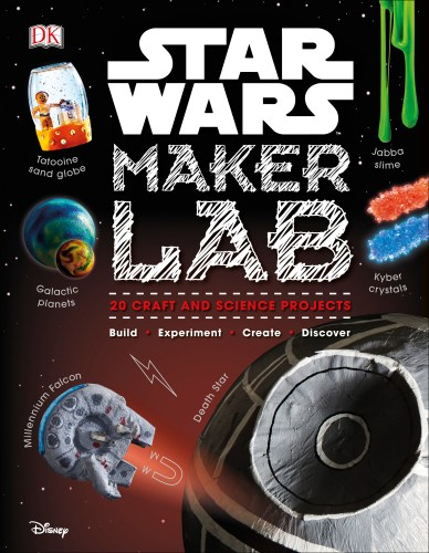 Maker Faire | [Family, Kids & Making] Star Wars Maker Lab