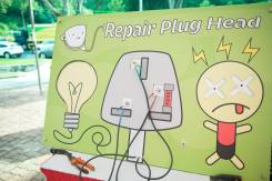 Repair Plug Head