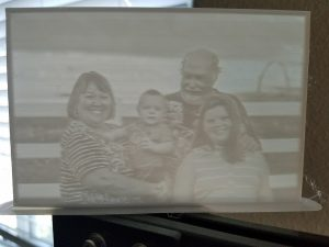 Family Portrait Litho