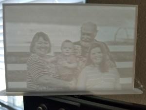 Family Portrait Litho