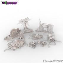 Deep Jungle Pack from Hobgoblin 3D