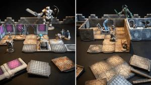 Z.O.D. 3D-Printable Terrain Tiles