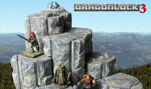 Dragonlock - Dangerous Lairs - Kickstarter