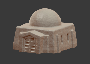 Star Wars Legion Building Classic Dome