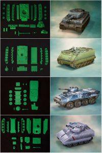 3D Tanks Kickstarter
