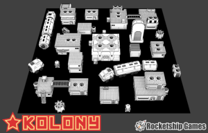 Rocketship Games - Kolony