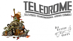 Teledrom by Ill Gotten Games