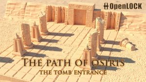 The Path of Osiris Extended : Egyptian Dungeon Game Tiles