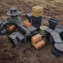 3D Printable Terrain for Necromunda: Underhive » Maker Fun