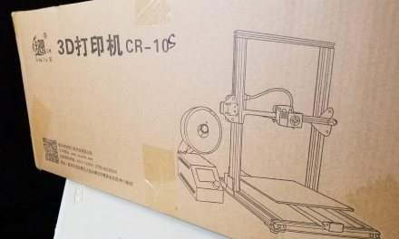 Creality CR-10s First Impressions & Build