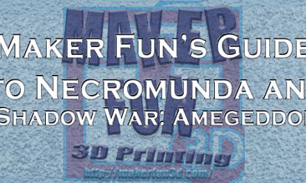 Terrain Guide : Necromunda & Armageddon