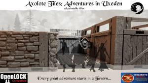 Axolote Tiles-Adventures in Uxeden