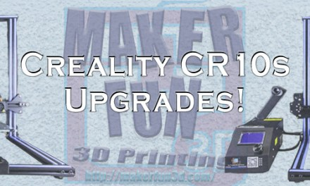 CR10 / CR10s Upgrades
