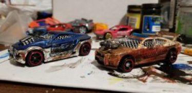 Gasland: Converted Hotwheels