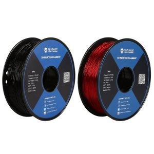 Save on SainSmart Small Spool 1.75mm TPU Flexible 3D Filament