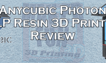 Anycubic Photon Review – The best DLP printer*