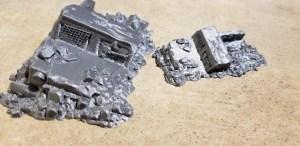 Hayland Terrain printed on the Ender 3