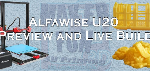 Alfawise U20 – Preview