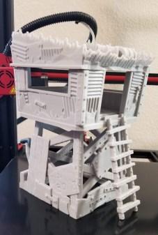 Greenskin Lookout Tower by Corvus Games Terrain
