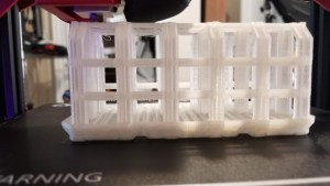 Alfawise U30 print of Warlayer Containment Crate