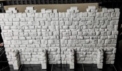 Savage Realms Citadel Wall