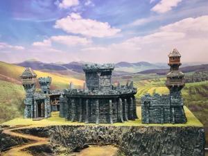 Savage Realms Citadel - Full Citadel