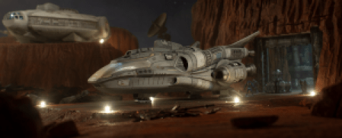 2nd Dynasty StarshipIII-External